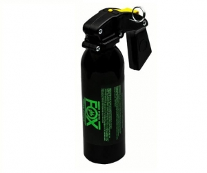 Gaz Pieprzowy  FOX LABS GREEN 340 ml - Stożek Mgły G-018
